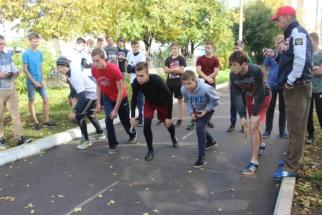 школьные соревнования (1)
